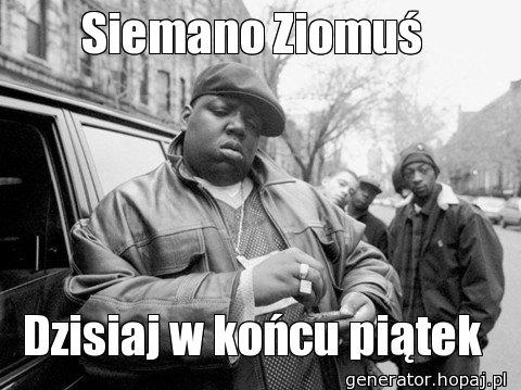 Siemano Ziomuś