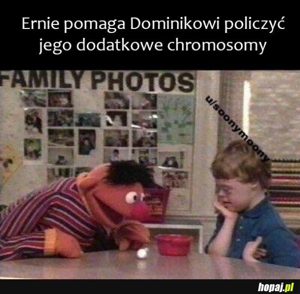 Ernie pomaga