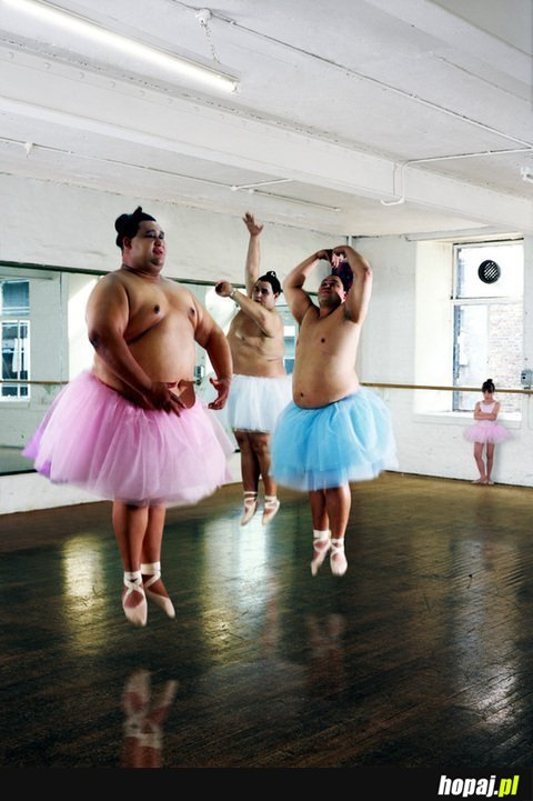 Takie tam balety
