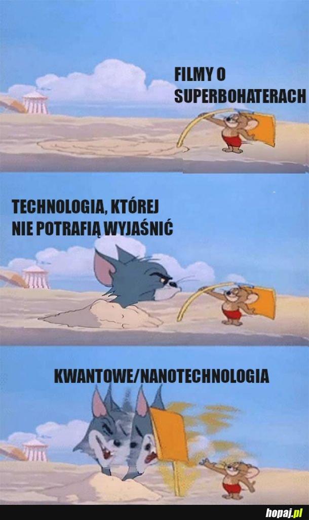 Totalnie zbroja starka jest nano i cool