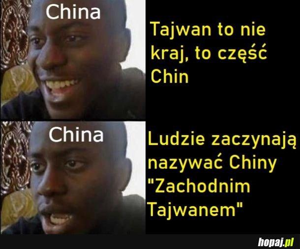 Chiny i nieprzyjaciele