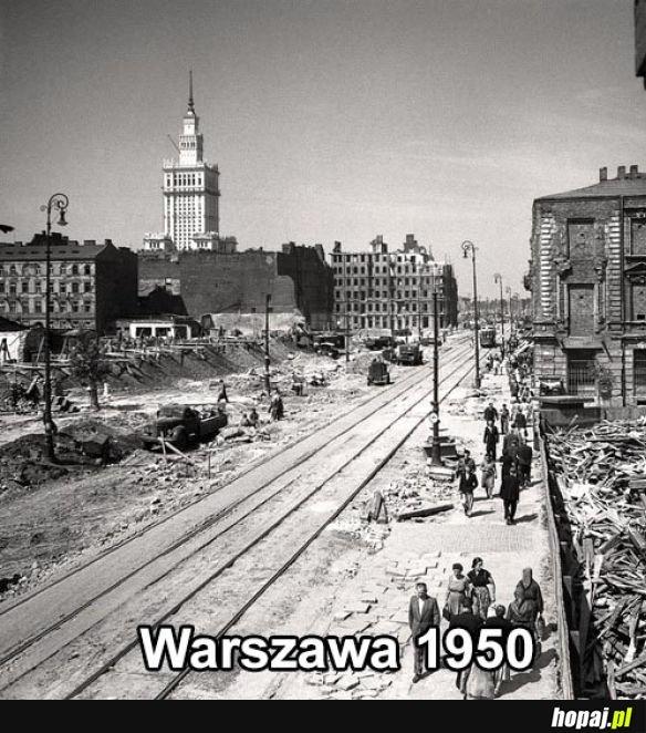 Warszawa 1950