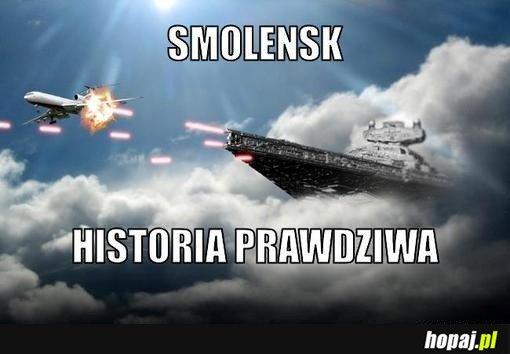 Smoleńsk - Historia Prawdziwa