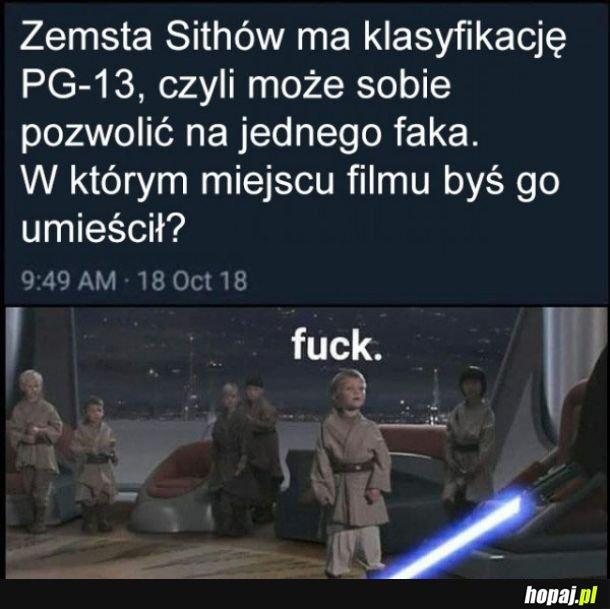 Zemsta Sithów