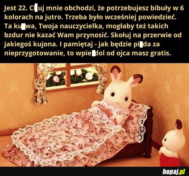 Tradycyjna, polska rodzina