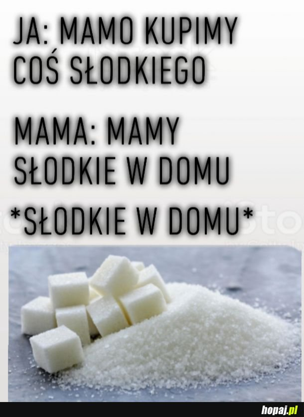Słodkie