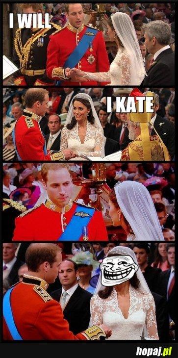 I Will, I Kate