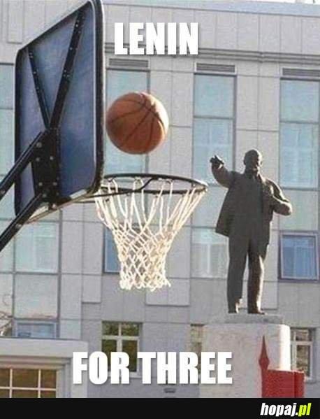 Lenin za 3