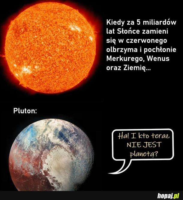 Pluton, Ty spryciarzu!
