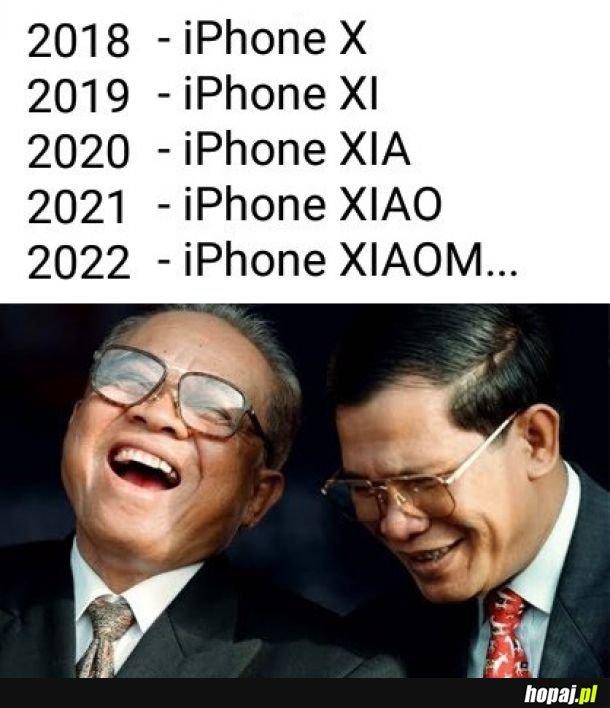 Chinskie śmieszki intensifies