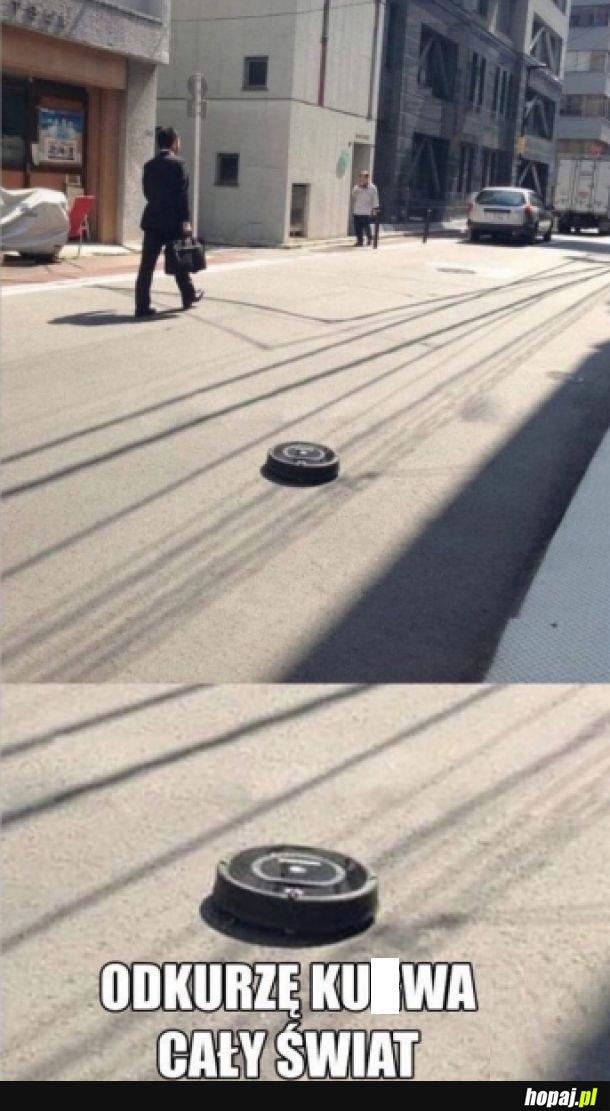 Roomba na gigancie