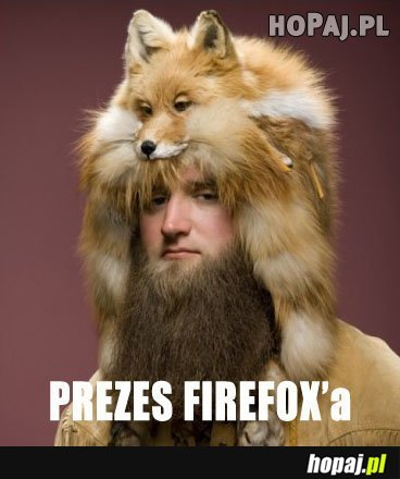 Prezes firefox