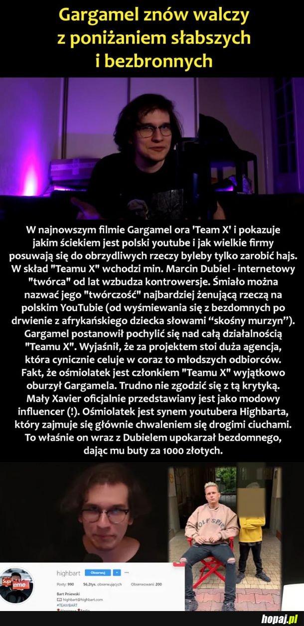 Powrót Gargamela