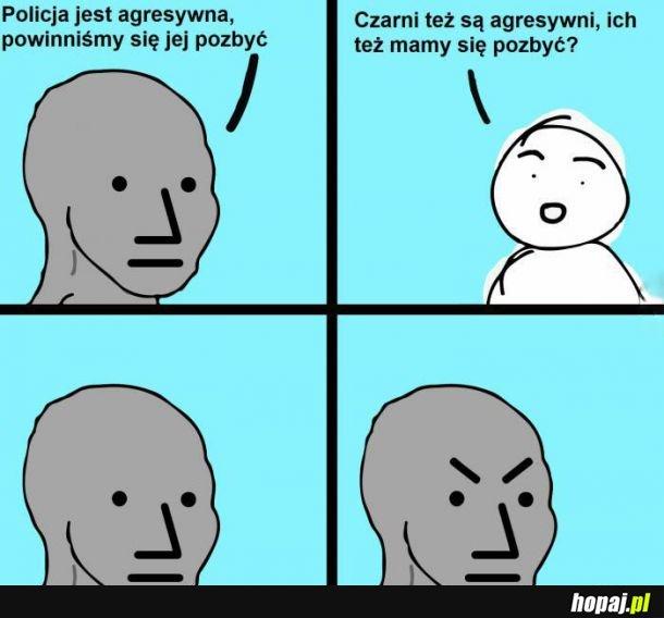 Agresywni