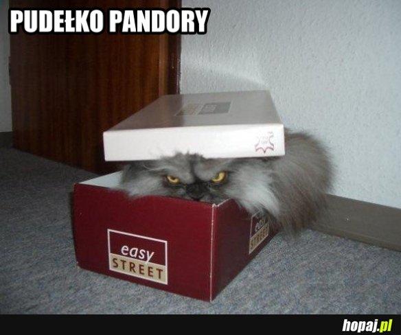 Pudło Pandory