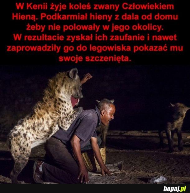 Cowiek Hjena