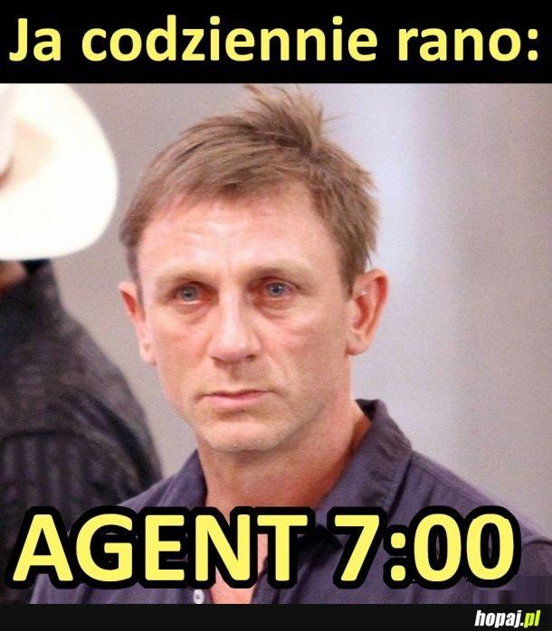 Agent 7:00
