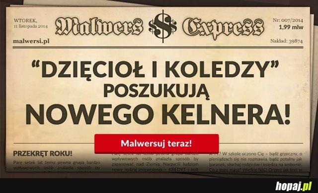 Przekręcaj już od dziś, na www.malwersi.pl