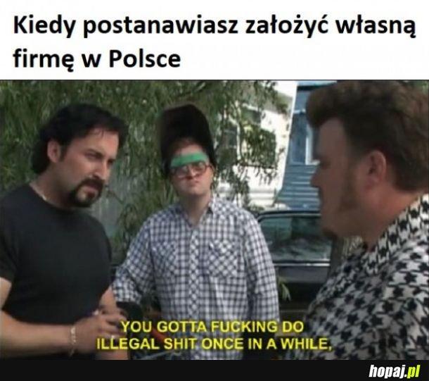 Firma w Polsce