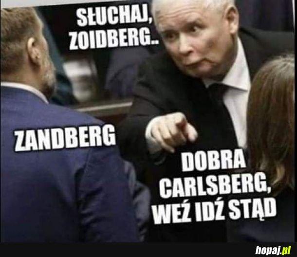Słuchaj Zoidberg